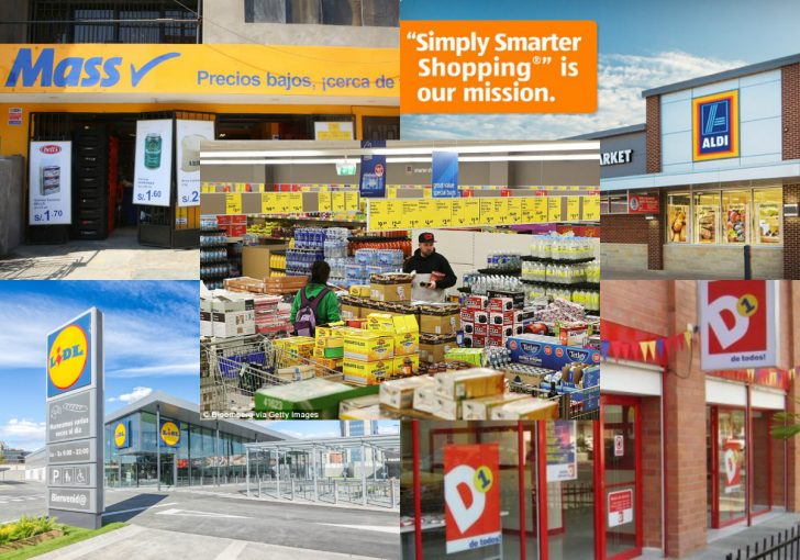 collage discounters