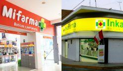 collage farmacias peru 2 248x144 - InRetail a la espera de aprobación para adquirir Quicorp en Ecuador