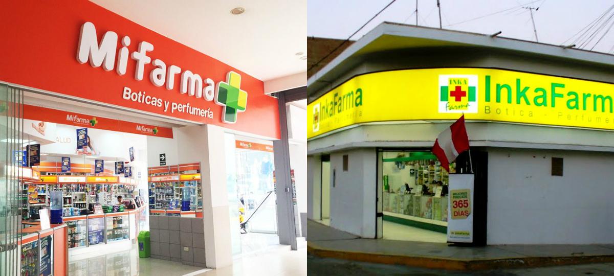"""collage farmacias peru 3 - Intercorp Retail: """"De cara al futuro, Mass será un formato de mucho potencial"""""""