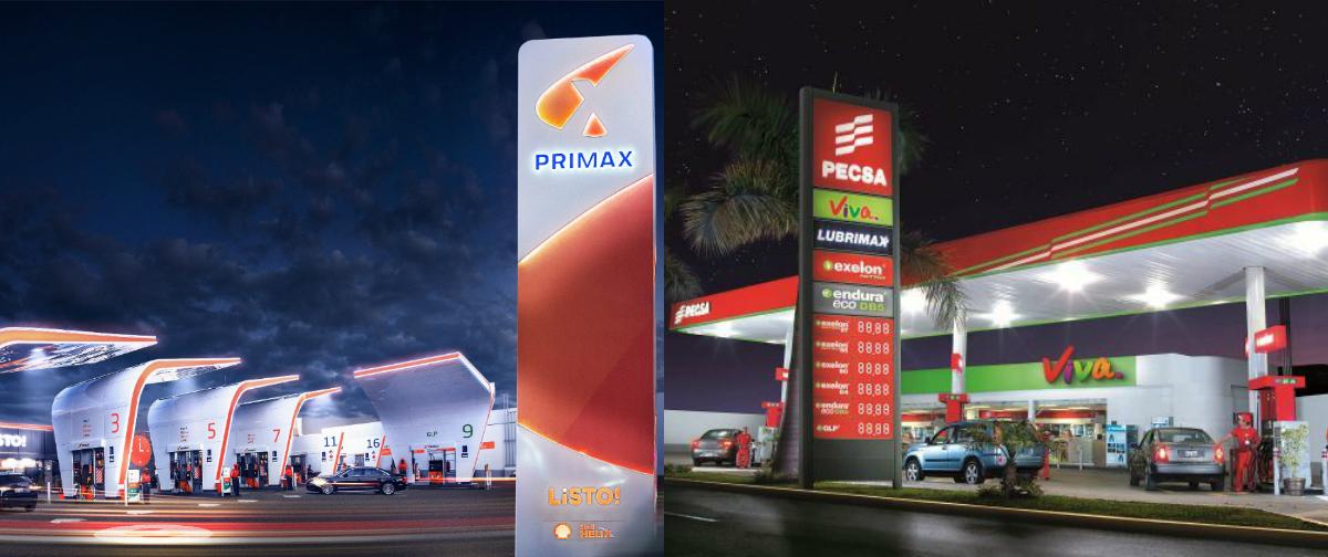 collage grifos peru retail - Primax habría comprado Pecsa