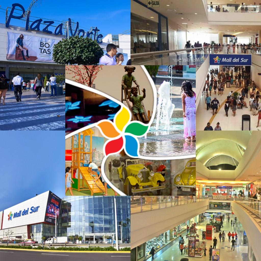 collage malls 2 1024x1024 - Conoce las novedades que tienen Plaza Norte y Mall del Sur por Fiestas Patrias