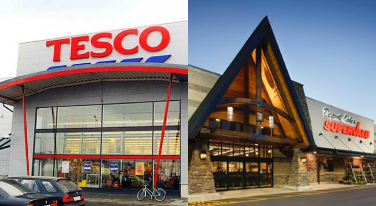 collage supermarket ireland