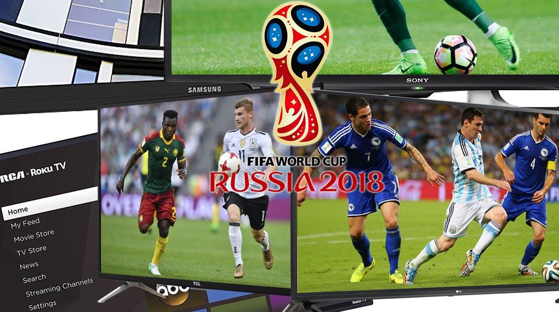 collage tv futbol - Perú: ¿Qué hay que tener en cuenta al comprar un Smart TV?