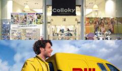 colloky y dhl 240x140 - Perú: Colloky se alía a DHL para realizar delivery en provincias
