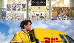 colloky y dhl 248x144 - Perú: Colloky se alía a DHL para realizar delivery en provincias
