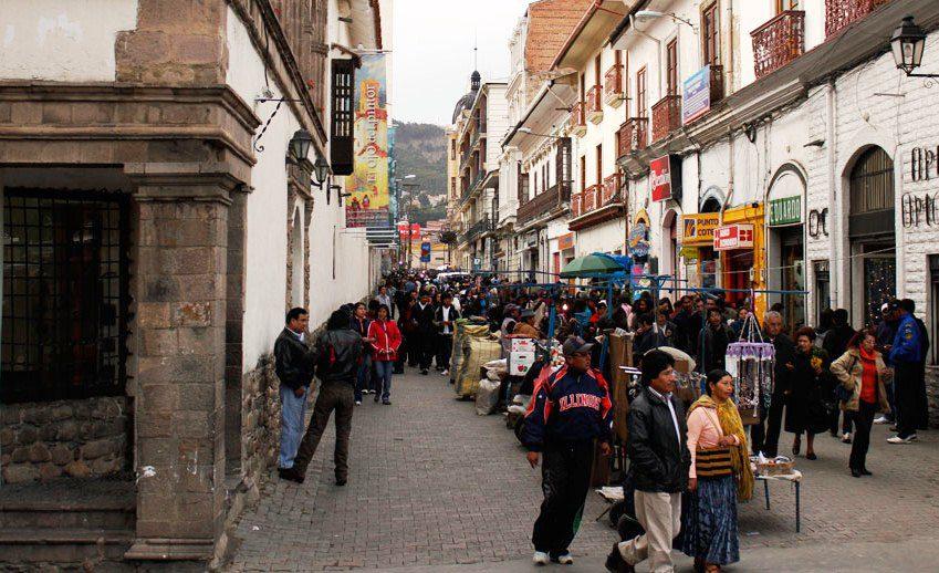 comercio bolivia
