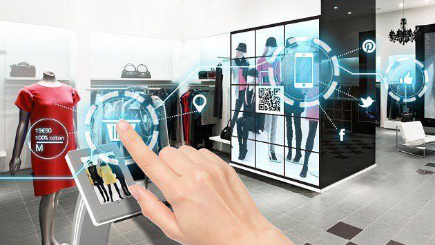 comercio tiendas virtuales 2 1 - La tecnología disruptiva como factor de cambio en el retail textil