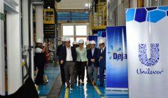 compañia unilever 240x140 - Bolivia: Detergente OMO es la marca líder de Unilever