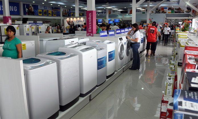 compra de electrodomesticos