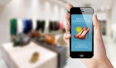 compra tienda fisica con smaprhone - Perú retail