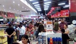 comprando plaza vea