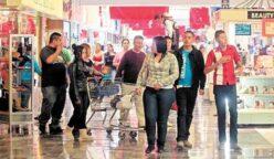 compras mexico 248x144 - México: Ventas comparables de cadenas minoristas aceleran en junio