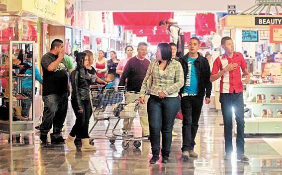 compras mexico - México: Ventas comparables de cadenas minoristas aceleran en junio