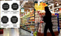 compras octogonos 240x140 - Supermercados colocan octógonos a productos que llegan sin la etiqueta