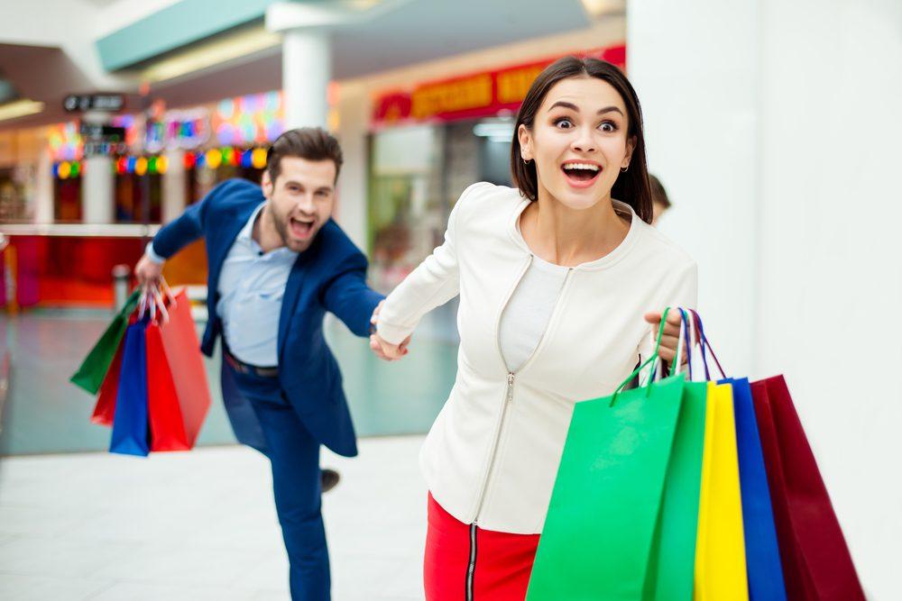 compras shopping - [Informe] El comportamiento del peruano en el Black Friday