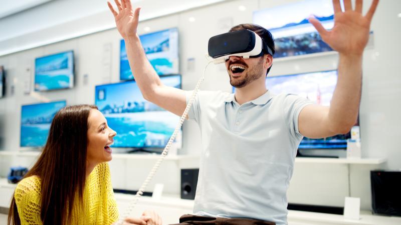 compras - La tecnología en la experiencia de compra del shopper