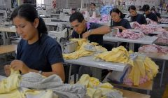 confecciones 240x140 - Perú: Exportaciones textiles crecieron casi el 16% en el primer trimestre