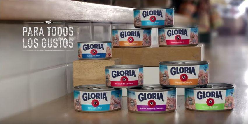 conservas de pescado gloria - Gloria afirma que sus conservas de caballa son elaboradas en Perú y no en China