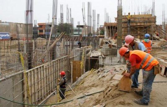 La economía peruana crece en 4,83% hasta mayo