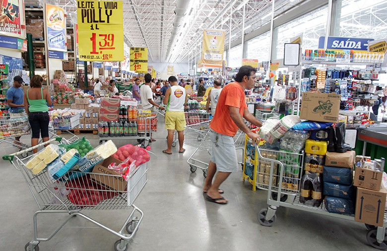 consumo en brasil
