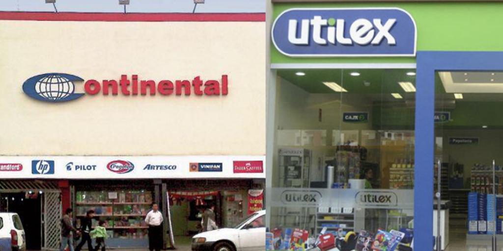 continental utilex 1024x512 - La guerra territorial y las apuestas en el mercado de útiles escolares