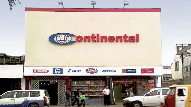 continental - Continental tiene alrededor del 15% del mercado de útiles escolares en Perú
