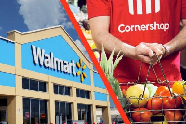 cornershop y walmart - Cornershop se encuentra interesado en ingresar a Perú