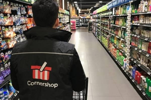 corneshop - Perú Retail
