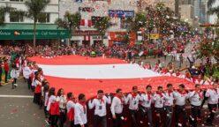 corso wong 1 Perú Retail 248x144 - Corso de Wong: Cerca de 300 kilos de plásticos recolectados tendrán una segunda vida
