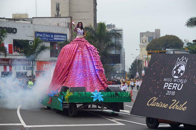 corso wong 3 Perú Retail - Corso de Wong: Cerca de 300 kilos de plásticos recolectados tendrán una segunda vida