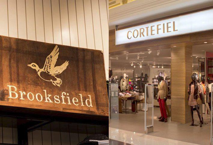 cortefiel brook - Cortefiel abre segunda tienda y Brooksfield reingresa a Bolivia