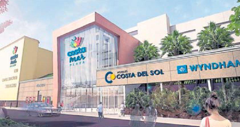 costa mar plaza tumbes - Tumbes tendrá su primer centro comercial en el 2017