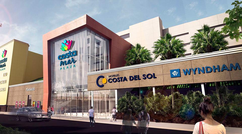 costa mar tumbes 2 - Centro comercial Costa Mar Plaza abrió en Tumbes