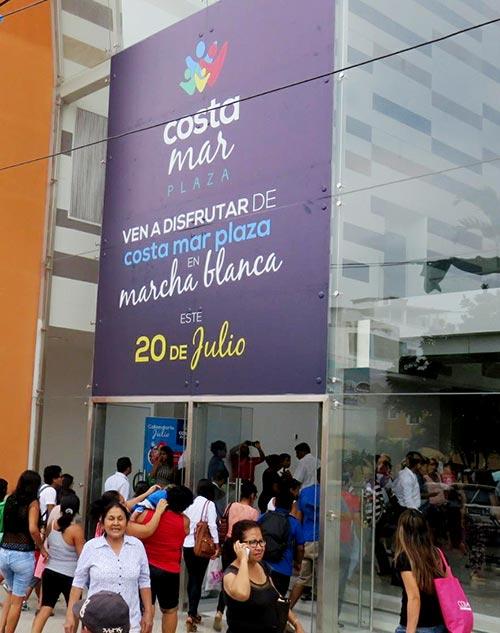 costa mar tumbes 3 - Costa del Sol planea abrir más hoteles y malls al interior del Perú