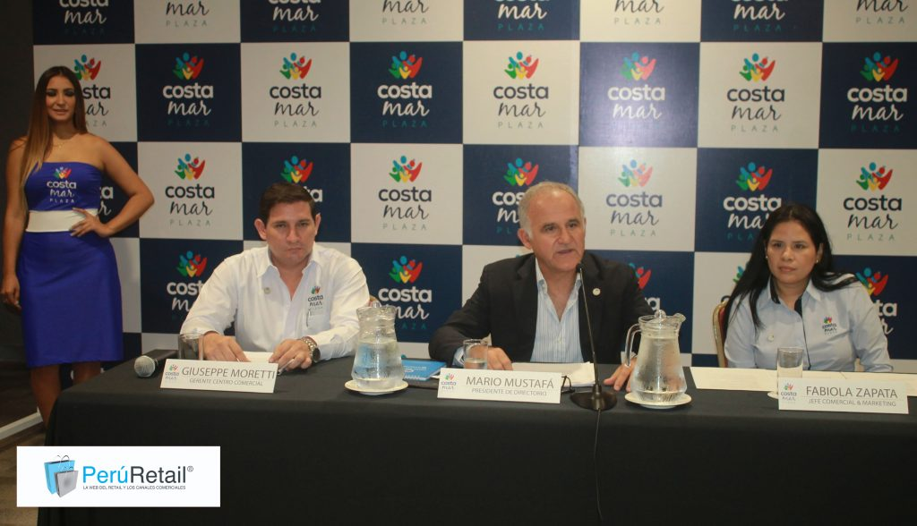 costamar1 1024x588 - Costa Mar Plaza invirtió US$ 33 millones para abrir primer mall en Tumbes