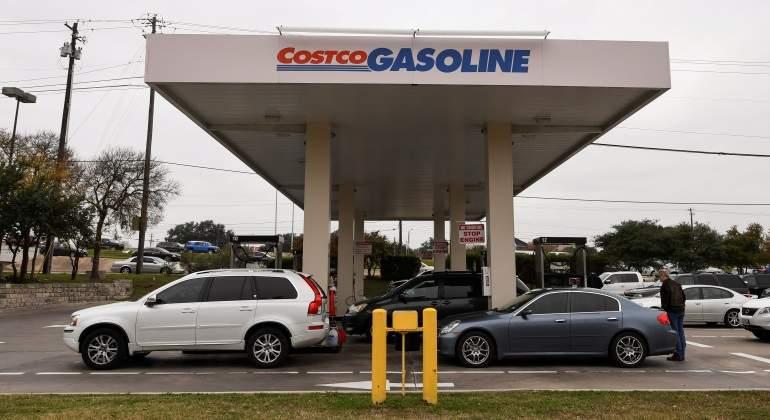 costco gasolinera méxico 2 - Costco abrió su primera estación de servicio en México
