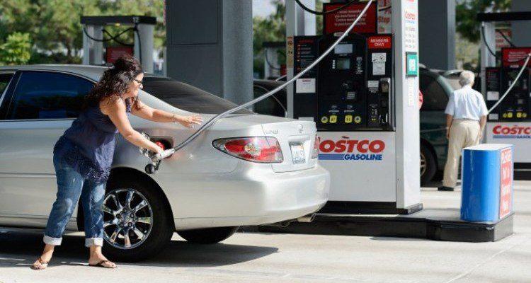 costco gasolinera méxico - Costco abrió su primera estación de servicio en México