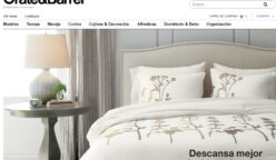 crate and barrel web