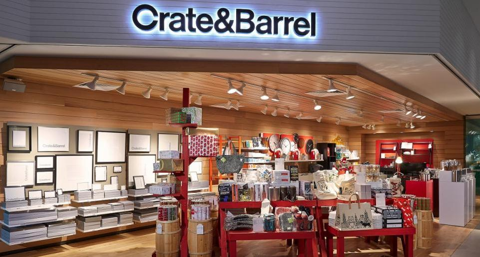 Crate barrel abre hoy en jockey plaza su primera tienda for Idea casa latina