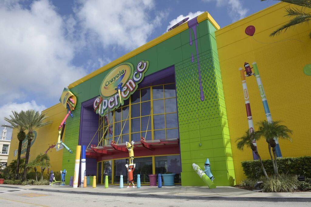 crayola retailer