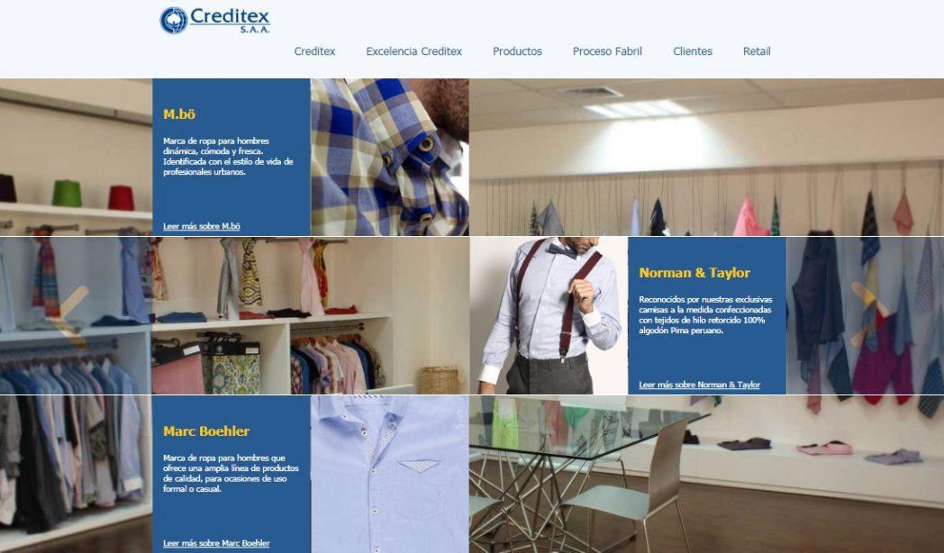 creditex retail 2018