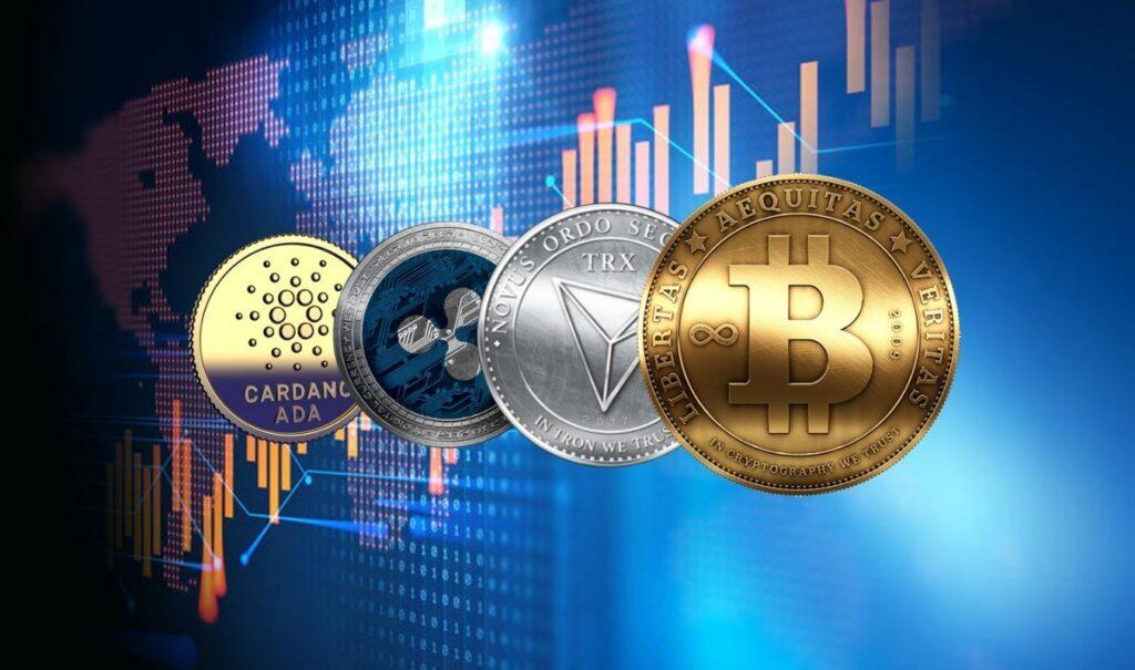 criptomonedas 1024x605 - Trust Corporate: Los 4 hitos más destacados que han marcado la economía en 2019