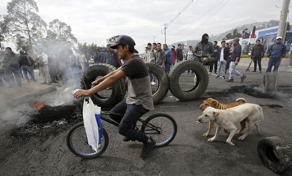 crisis en ecuador - Ecuador: Consumo de los hogares decrecerá en 2020, el peor después de 2016