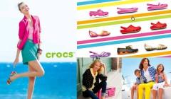 crocs 240x140 - Crocs refuerza su presencia online en Uruguay