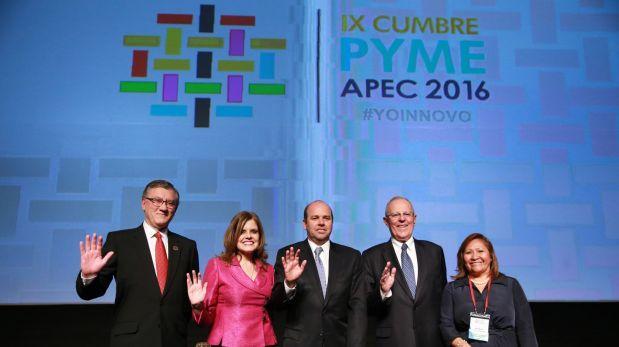 cumbre pyme apec - Presidente Pedro Pablo Kuczynski promoverá el crecimiento de las Pymes en Perú