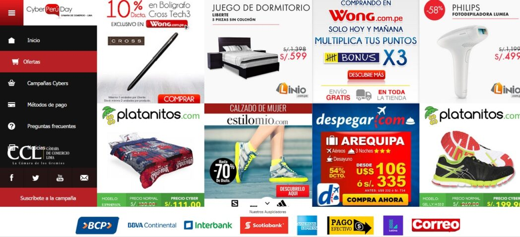 cyberperuday ecommerce