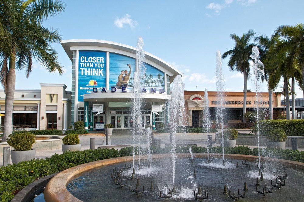 dadeland mall simon malls 1 - El futuro de los centros comerciales estadounidenses