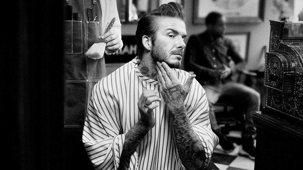 david beckham house 99 2 - David Beckham se une con L'Oréal para lanzar nueva línea masculina