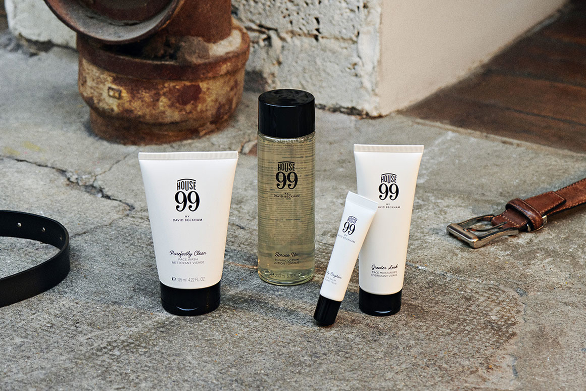 david beckham house 99 - David Beckham se une con L'Oréal para lanzar nueva línea masculina
