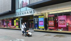 debenhams retail uk